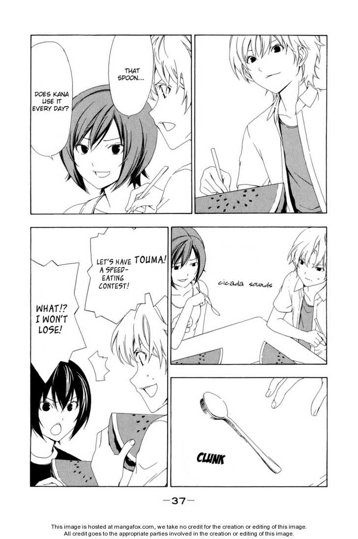Minami-ke 85 Page 3