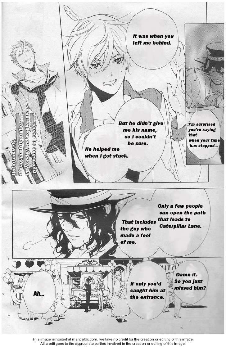 Are You Alice? 10 Page 4