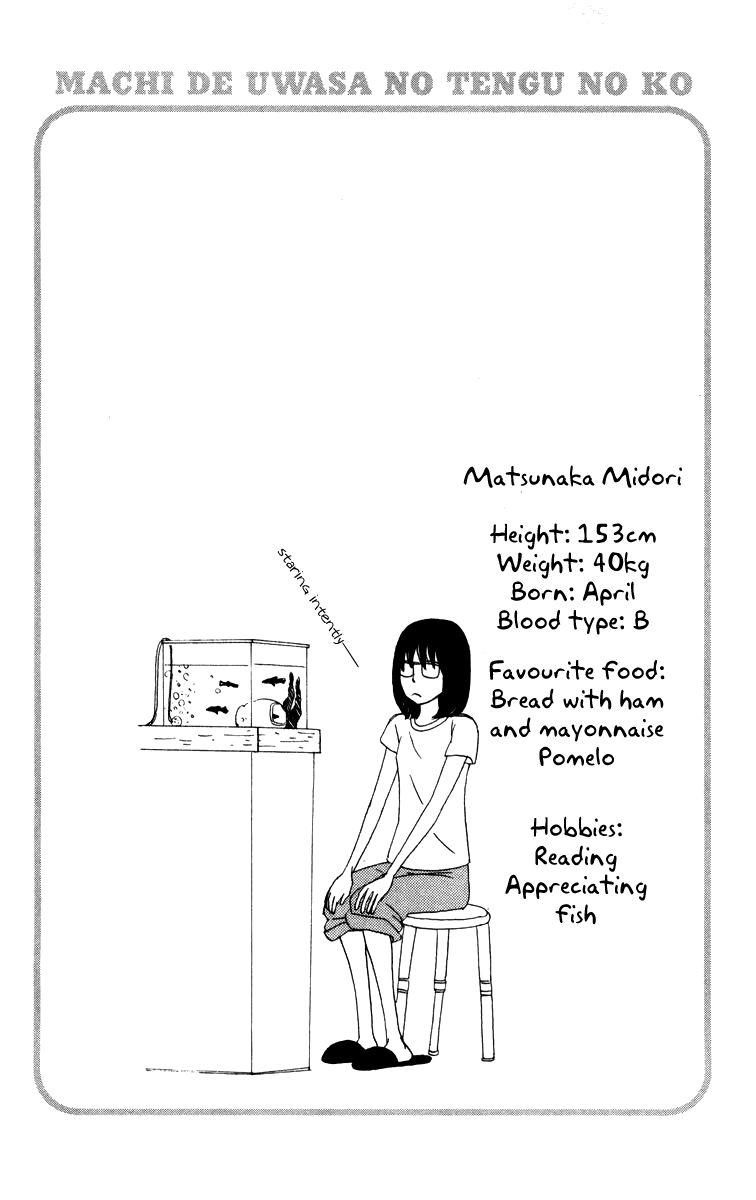 Machi de Uwasa no Tengu no Ko 9 Page 2