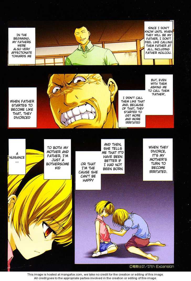 Higurashi no Naku Koro ni ~ Matsuribayashi 9 Page 3