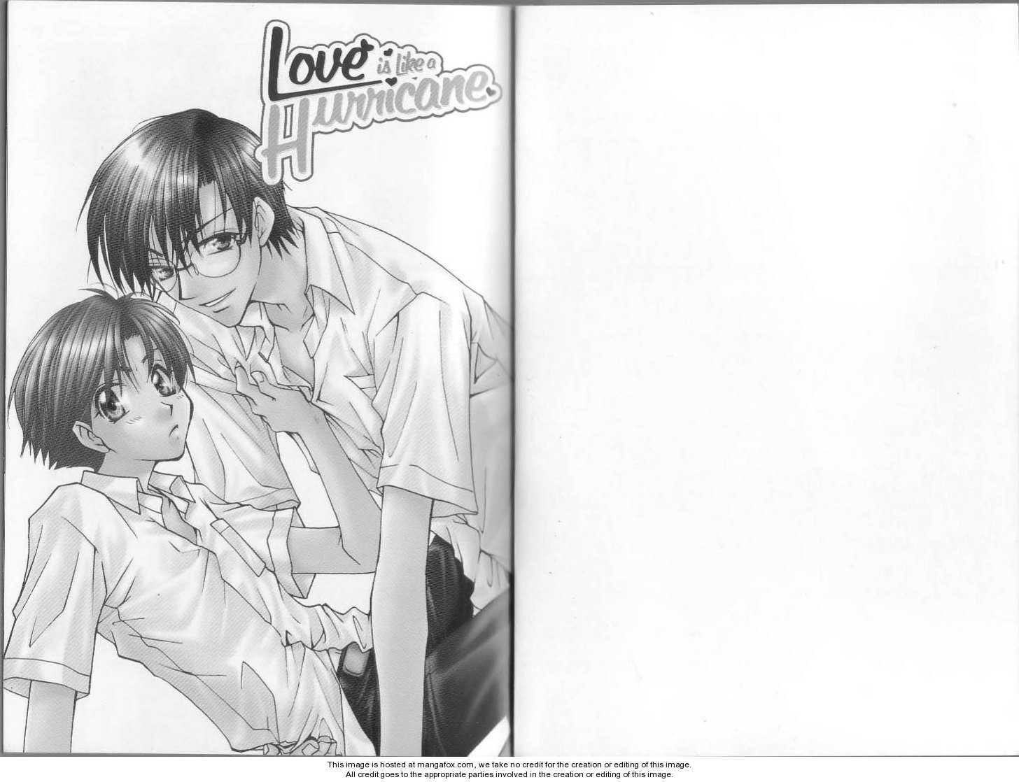 Koi wa Itsumo Arashi no Youni 1 Page 2