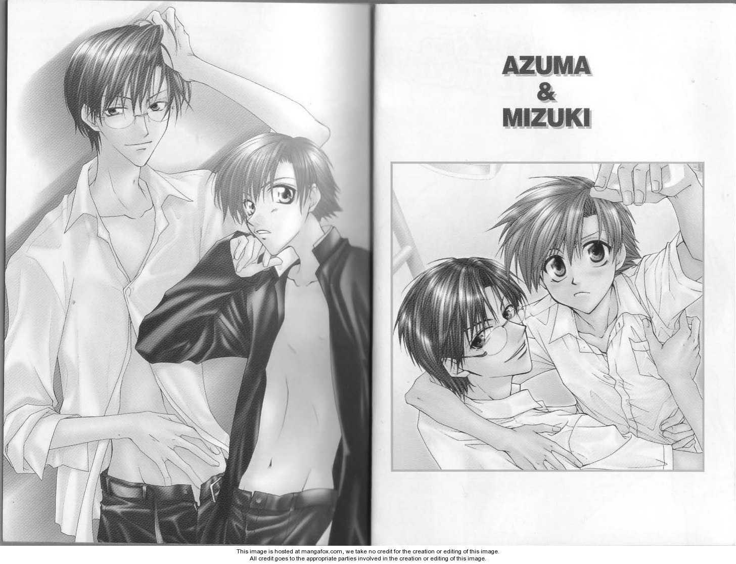 Koi wa Itsumo Arashi no Youni 1 Page 3