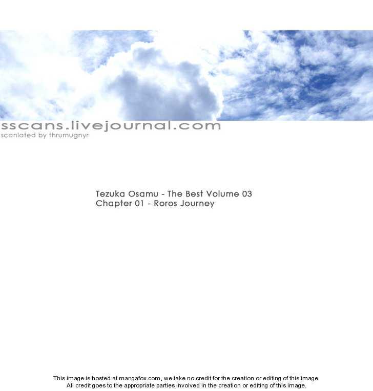 Tezuka Osamu the Best 1.1 Page 1