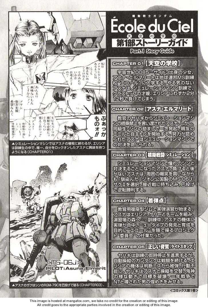 Kidou Senshi Gundam: Ecole du Ciel 23 Page 2