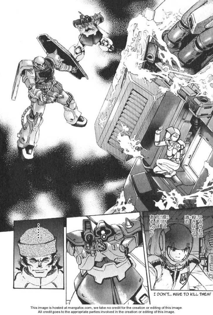 Kidou Senshi Gundam: Ecole du Ciel 24 Page 3