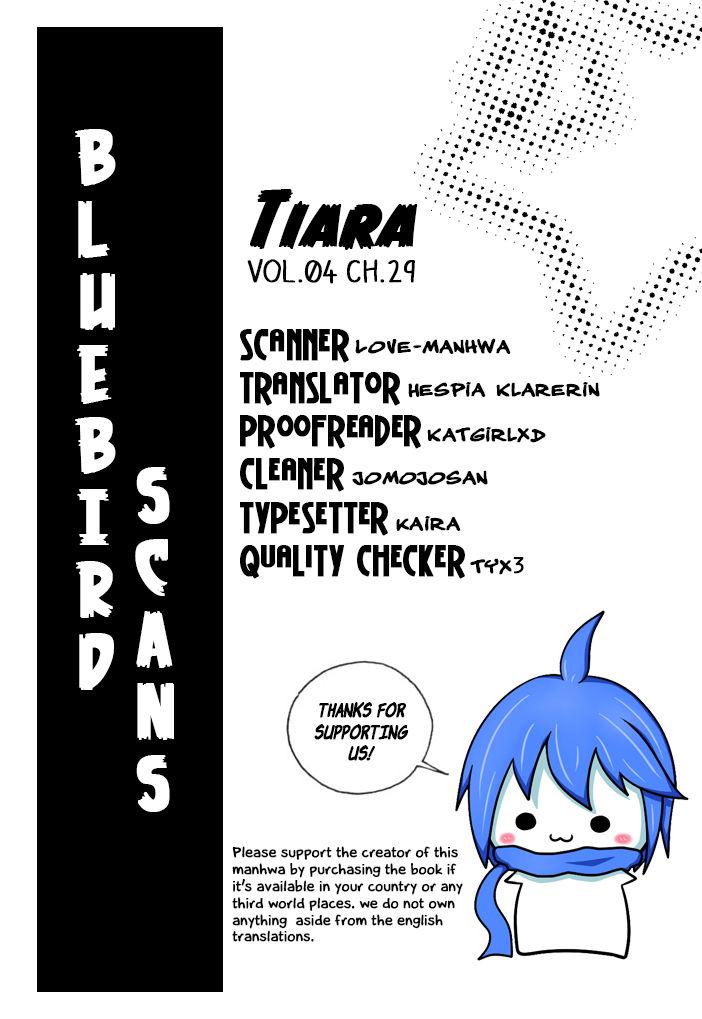 Tiara 29 Page 1