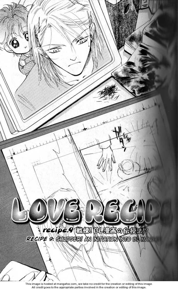 Love Recipe 9 Page 1