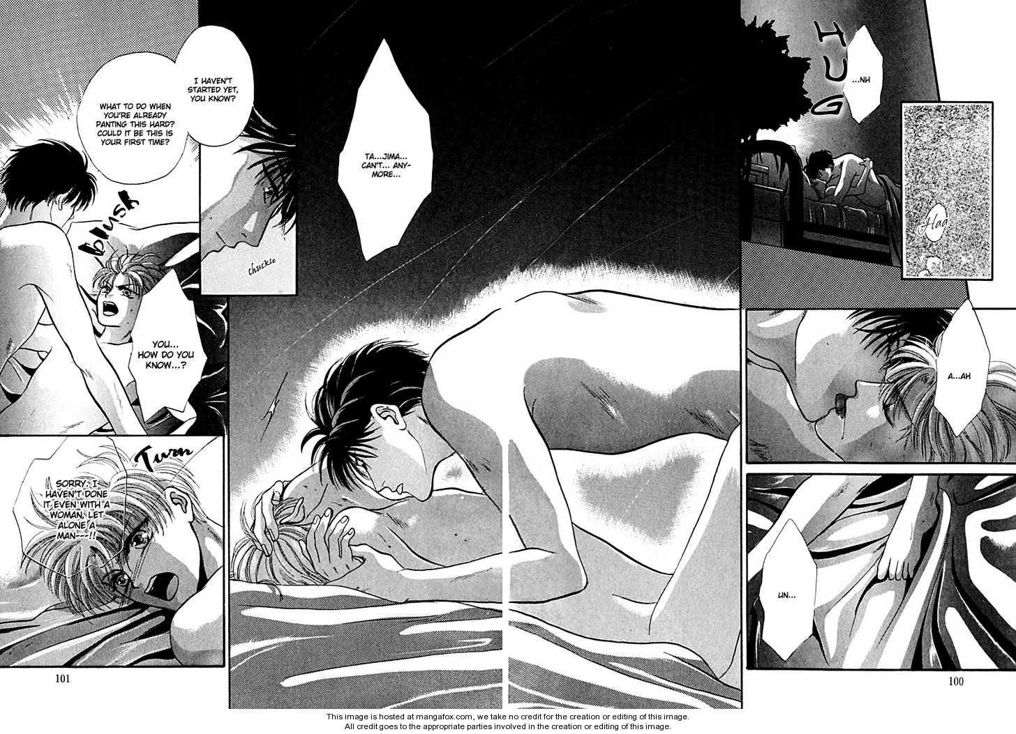 Kimi wa Boku wo Suki ni Naru 2.5 Page 1