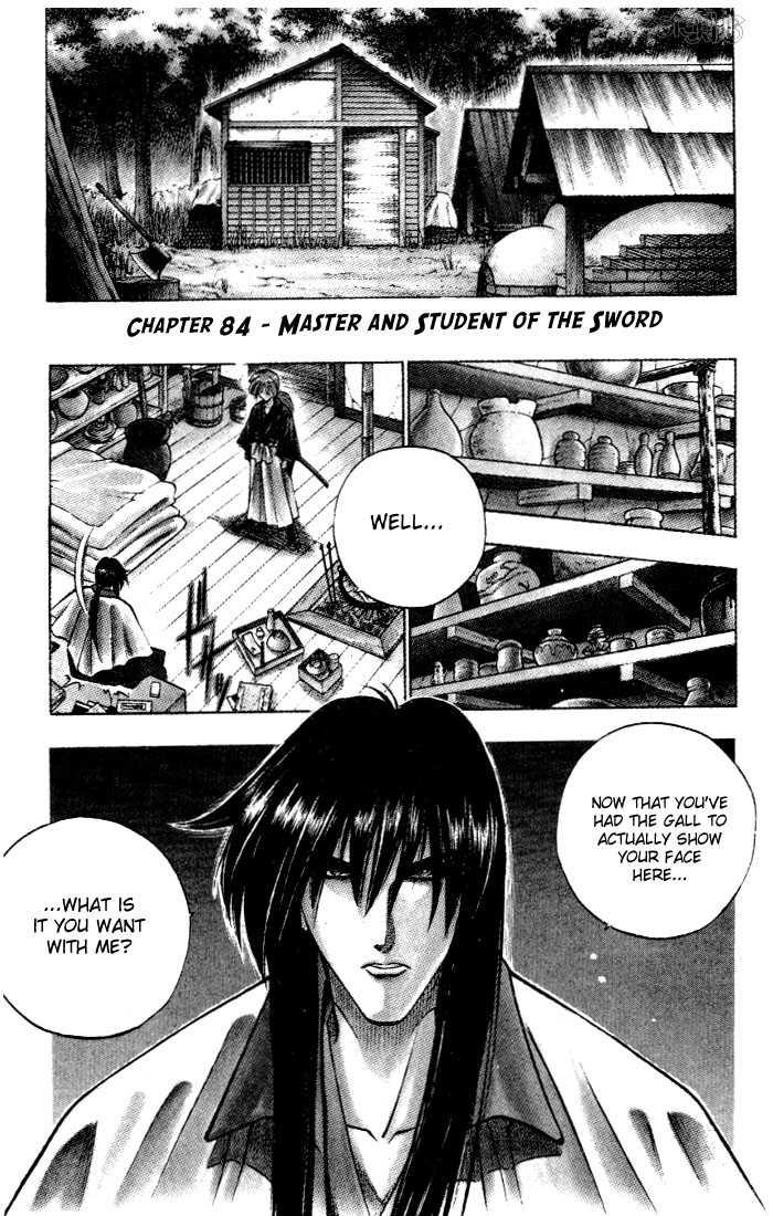 Rurouni Kenshin 84 Page 1