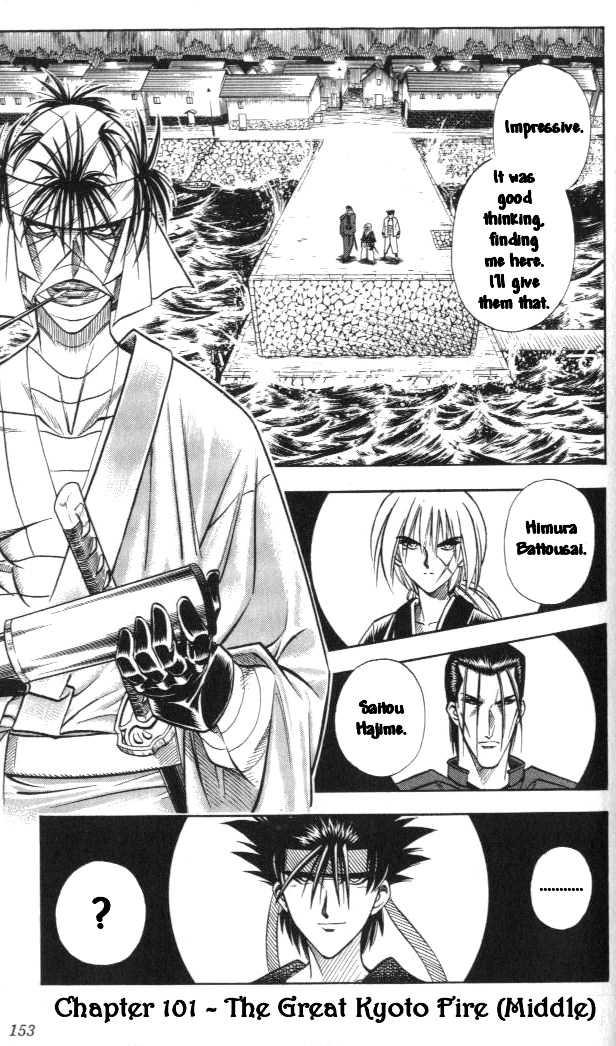 Rurouni Kenshin 101 Page 1