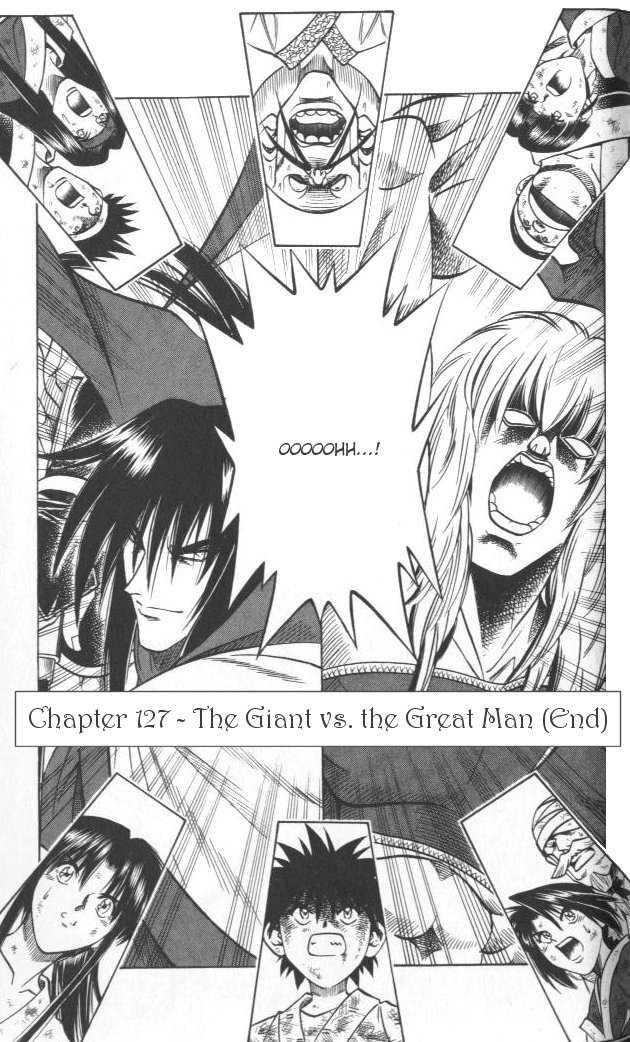 Rurouni Kenshin 127 Page 1