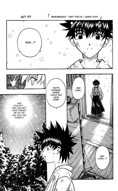 Rurouni Kenshin 177 Page 1
