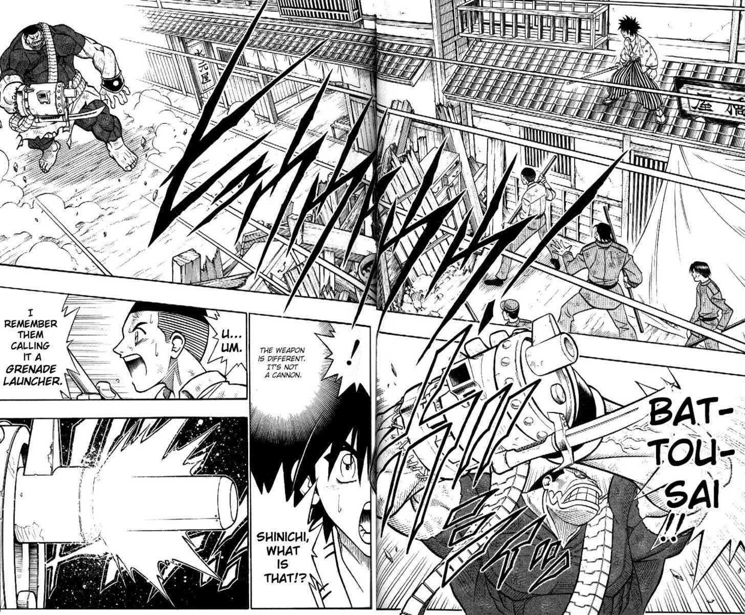 Rurouni Kenshin 220 Page 2