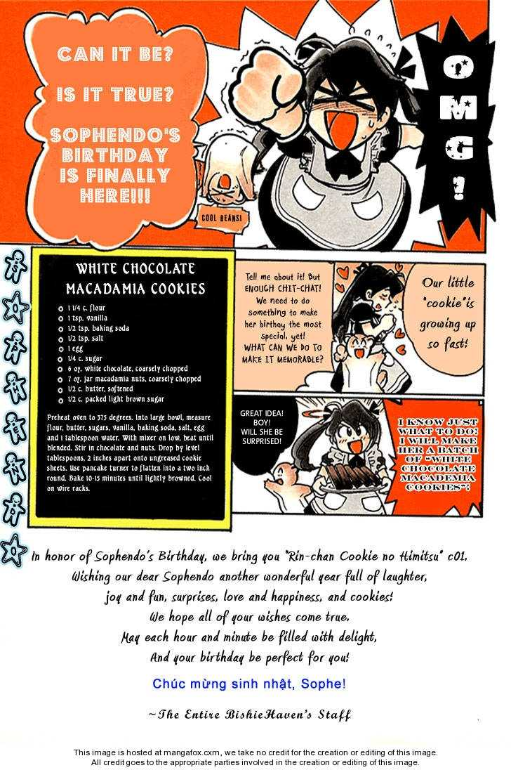 Rin-chan Cookie no Himitsu 1 Page 2