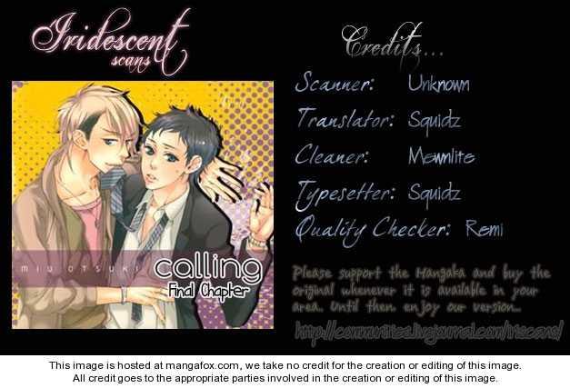 Calling (OOTSUKI Miu) 7 Page 1