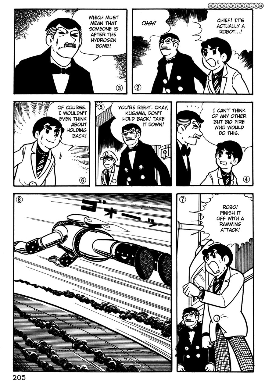Giant Robo: The Day the Earth Burned 34 Page 2