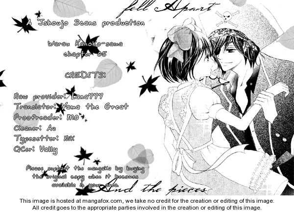 Warau Kanoko-sama 5 Page 1