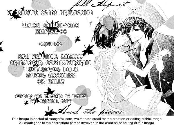 Warau Kanoko-sama 6 Page 1