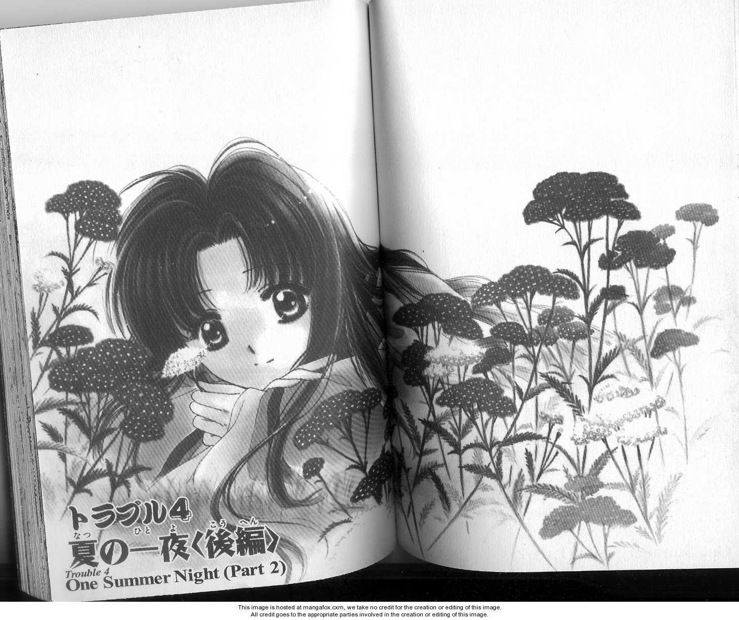 Motto Kokoro ni Hoshi no Kagayaki wo 4.1 Page 1