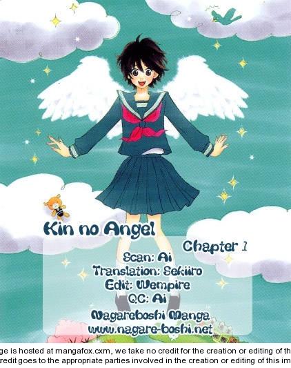 Kin no Angel 1 Page 1