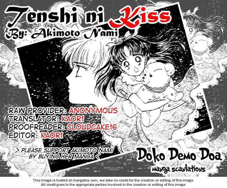 Tenshi ni Kiss 1 Page 1