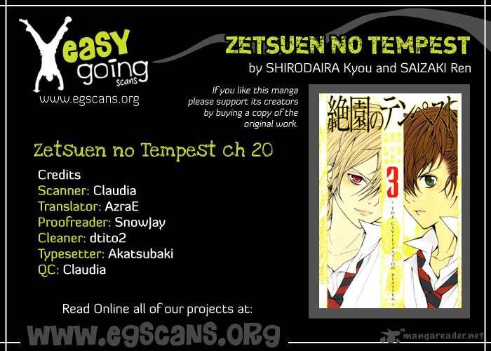 Zetsuen no Tempest 20 Page 2