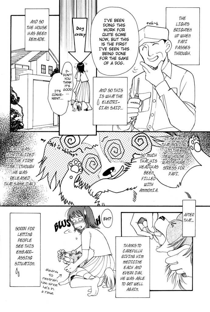 My Little Lover 9 Page 2