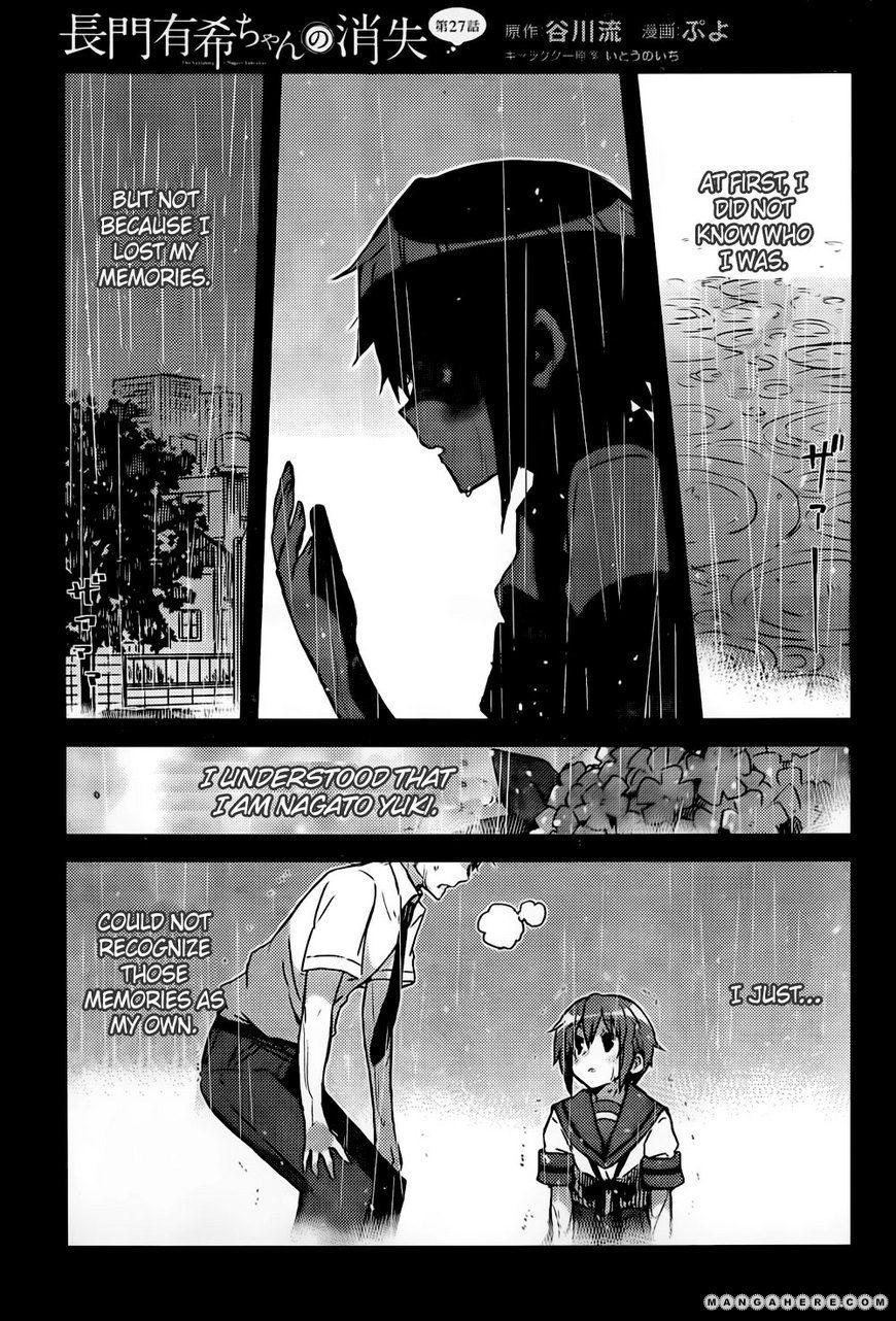 Nagato Yuki-chan no Shoushitsu 27 Page 2