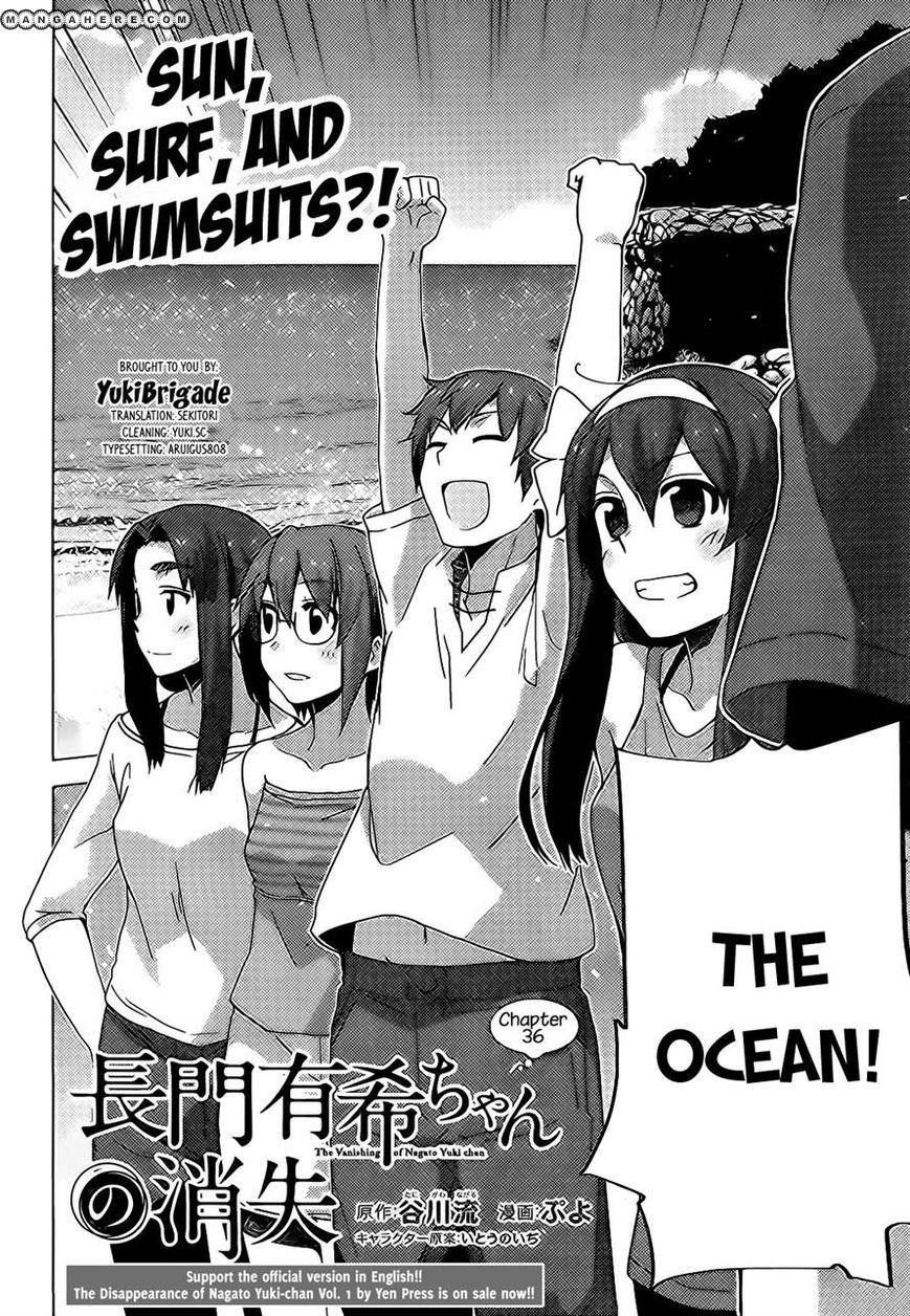 Nagato Yuki-chan no Shoushitsu 36 Page 2