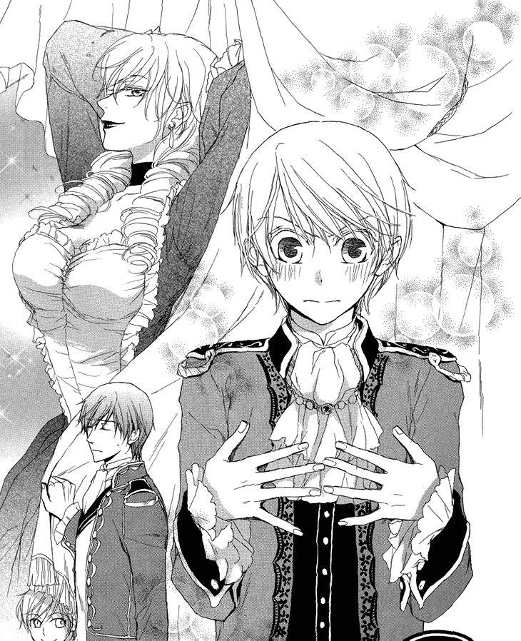Migawari Hakushaku no Bouken 15 Page 1