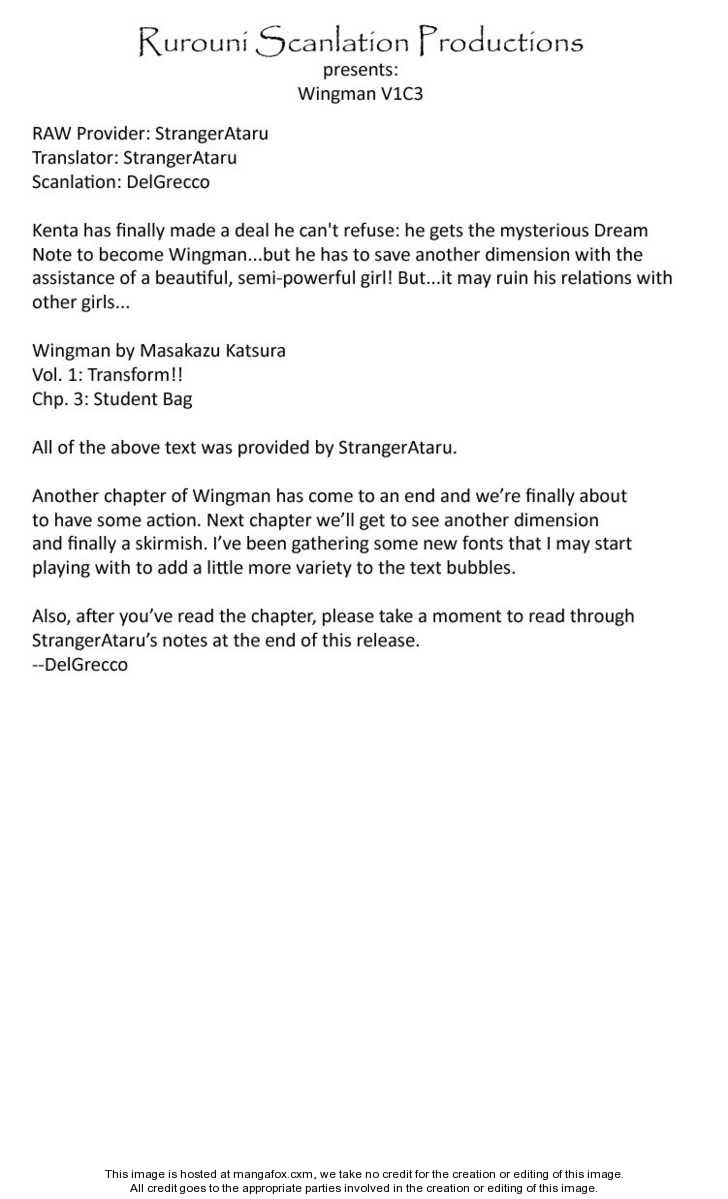 Wingman 3 Page 1