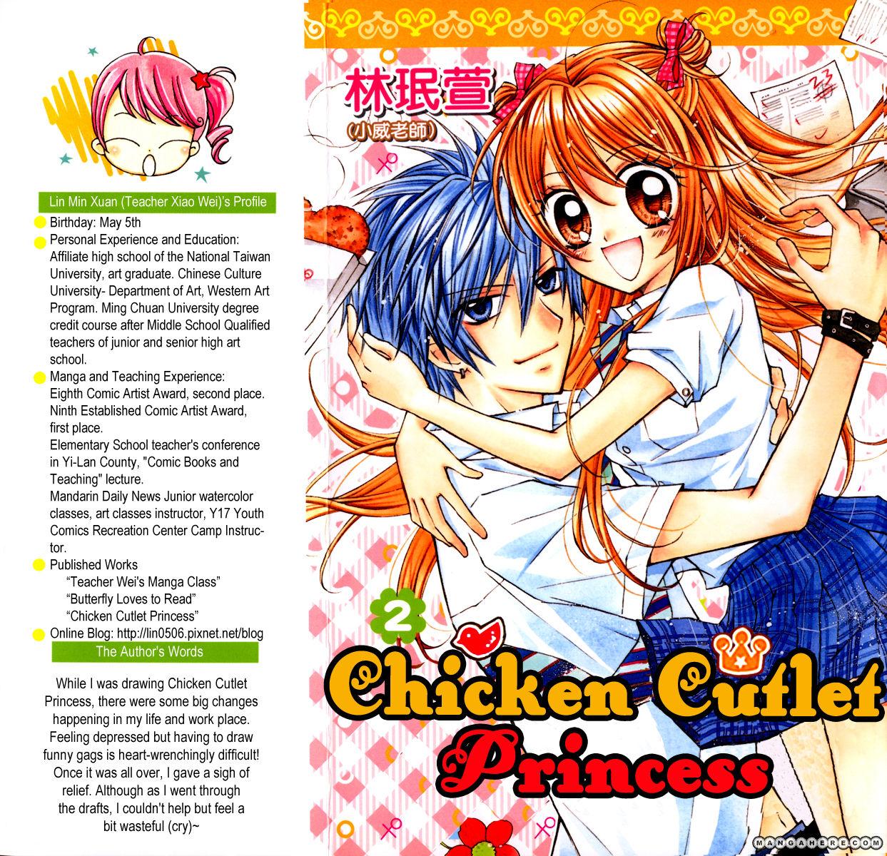 Chicken Cutlet Princess 7 Page 2