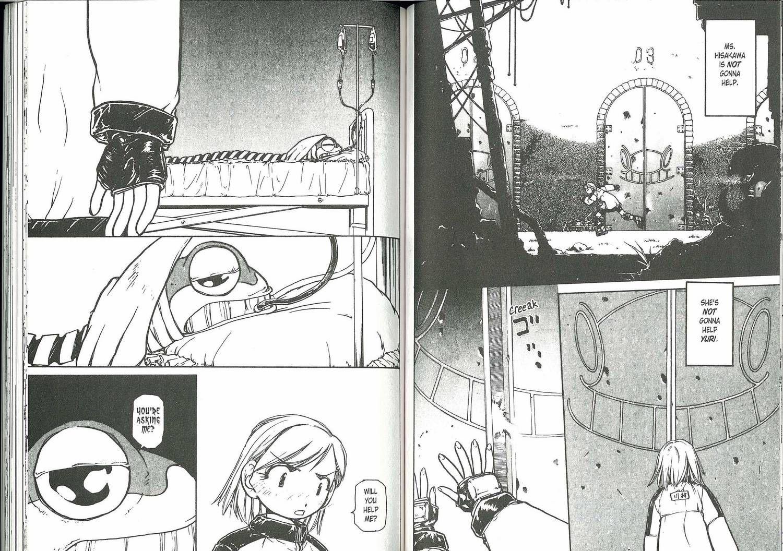 Alien Nine 27 Page 2
