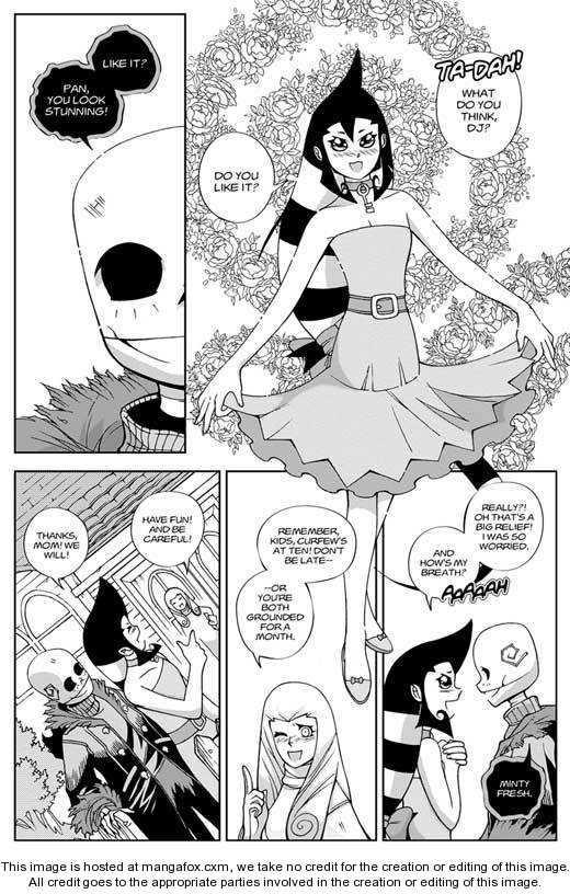 Pandora: A Death Jr. Manga 5 Page 3