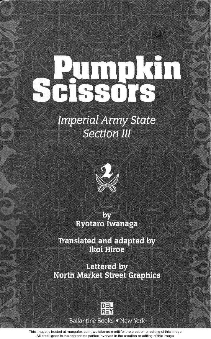 Pumpkin Scissors 6 Page 2