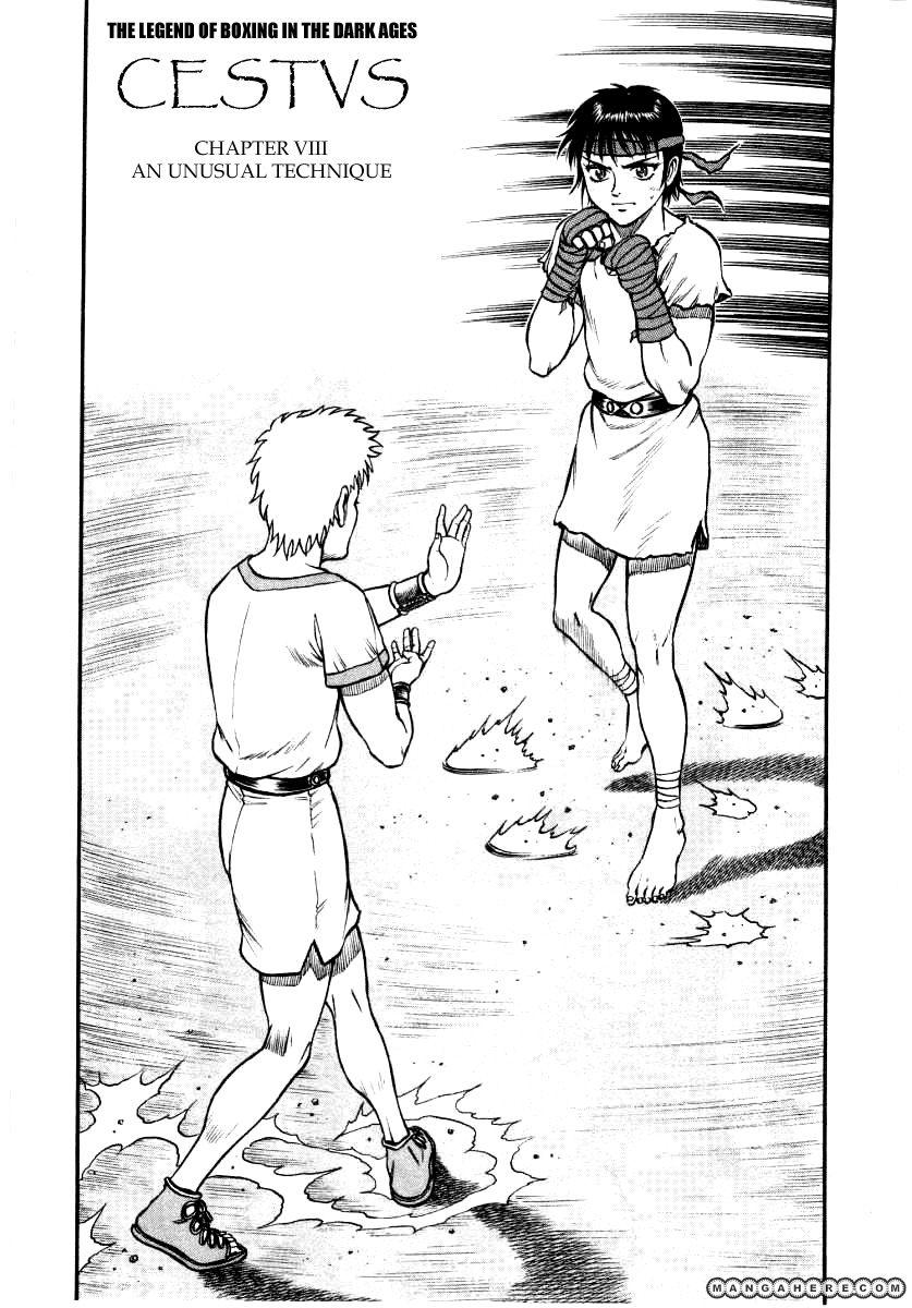 Kento Ankokuden Cestvs 8 Page 2