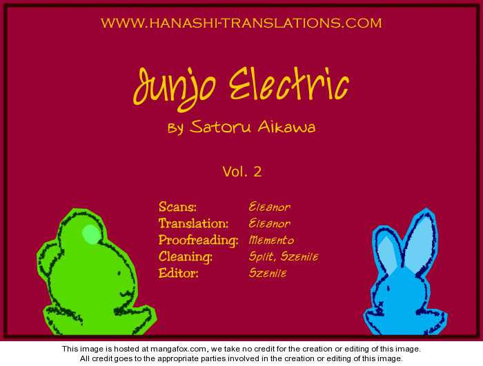 Junjou Electric 3 Page 1