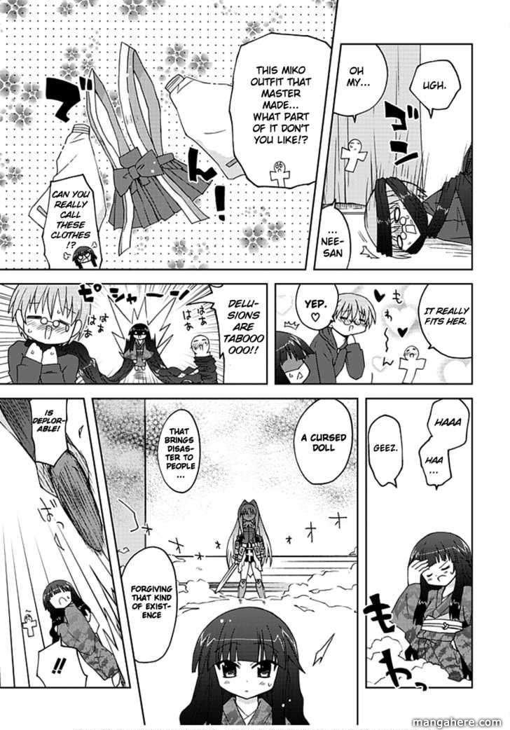 Ai wa Noroi no Nihon Ningyou 6 Page 3