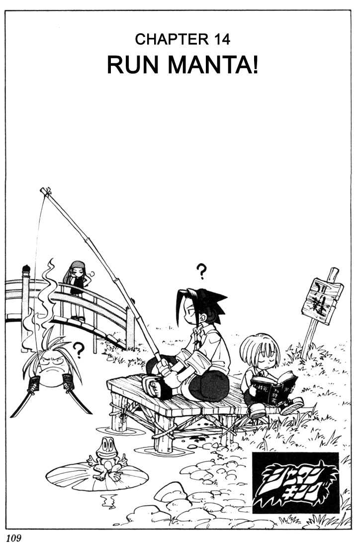 Shaman King 14 Page 2