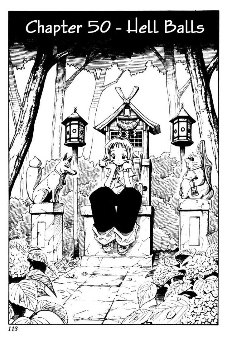 Shaman King 50 Page 3