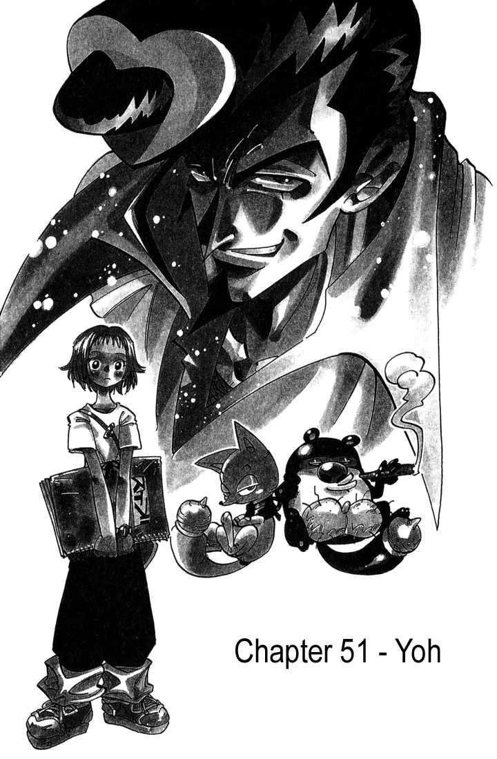Shaman King 51 Page 1