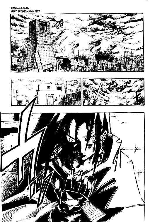 Shaman King 91 Page 1