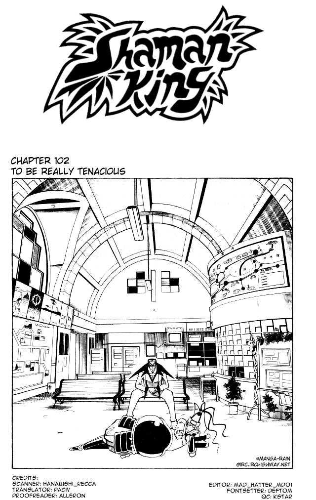 Shaman King 102 Page 3