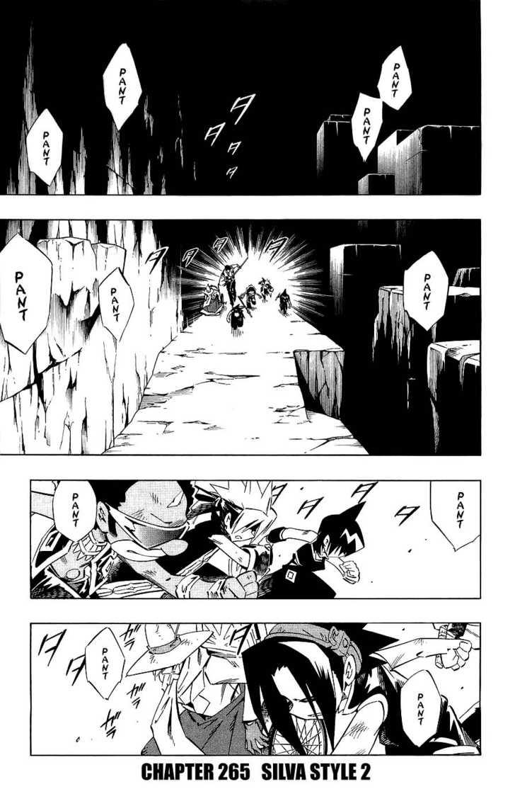 Shaman King 265 Page 1