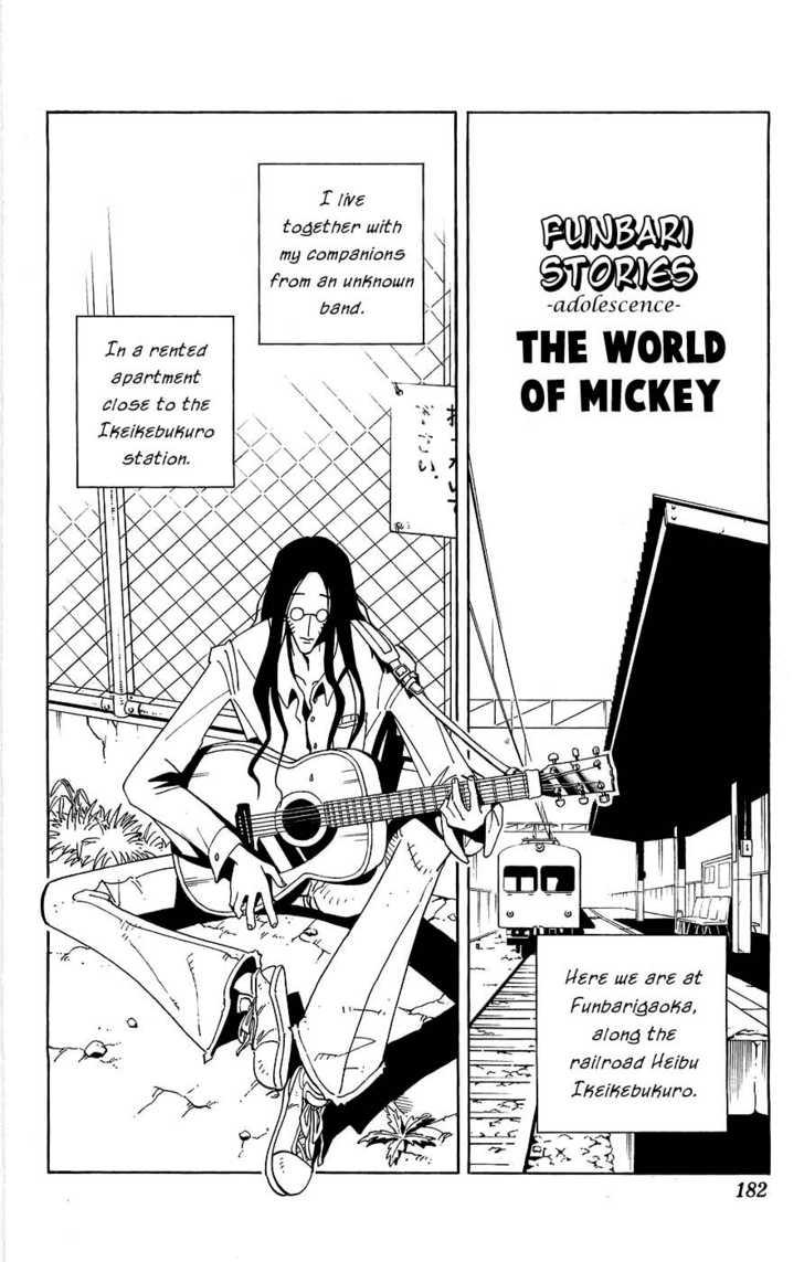 Shaman King 266.5 Page 2