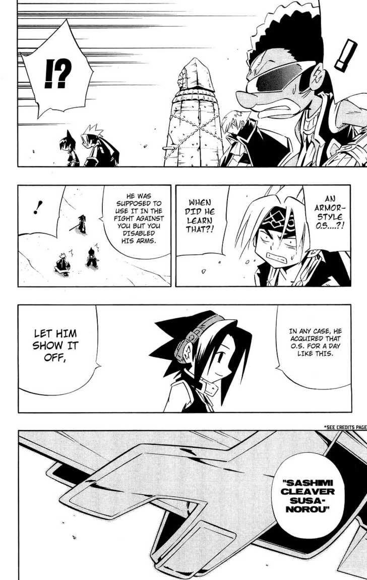 Shaman King 268 Page 4