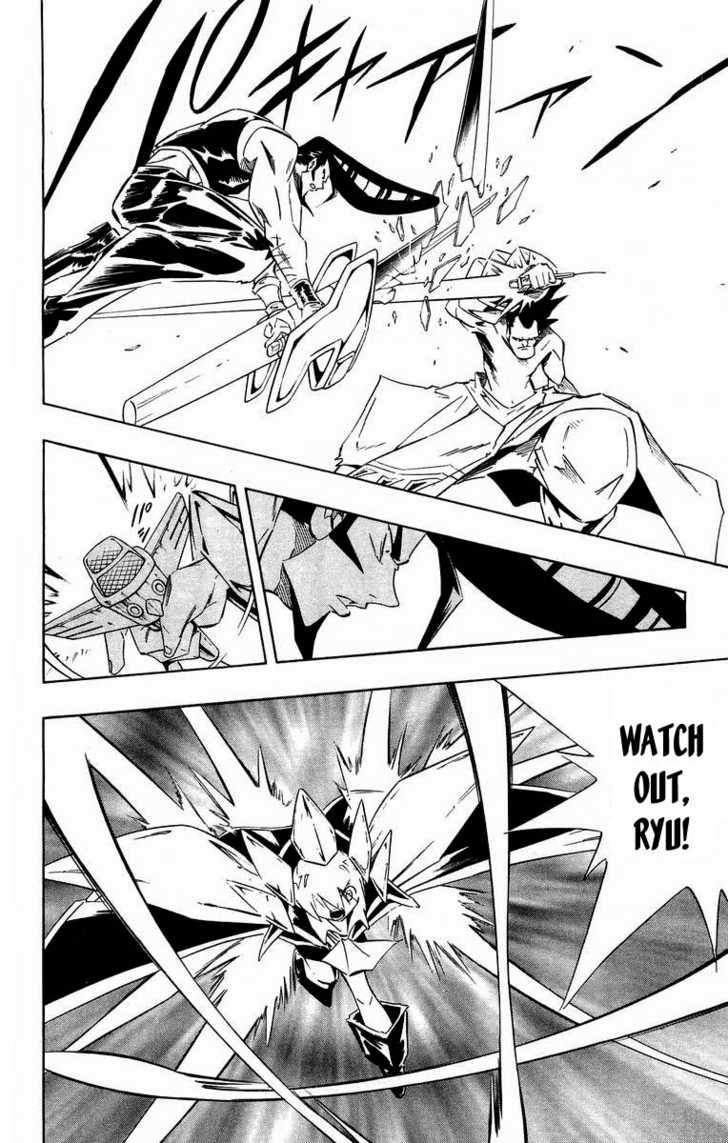 Shaman King 278 Page 4