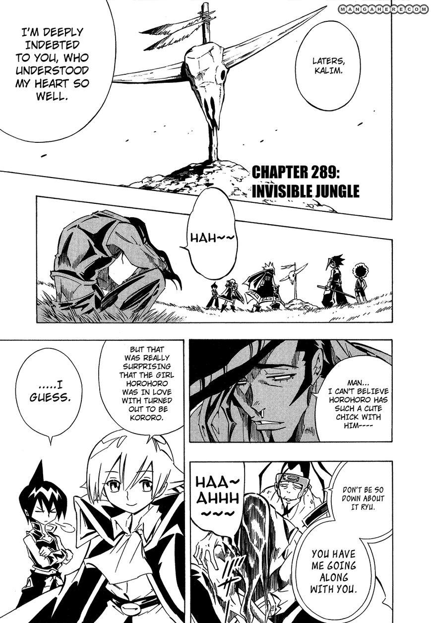 Shaman King 289 Page 2