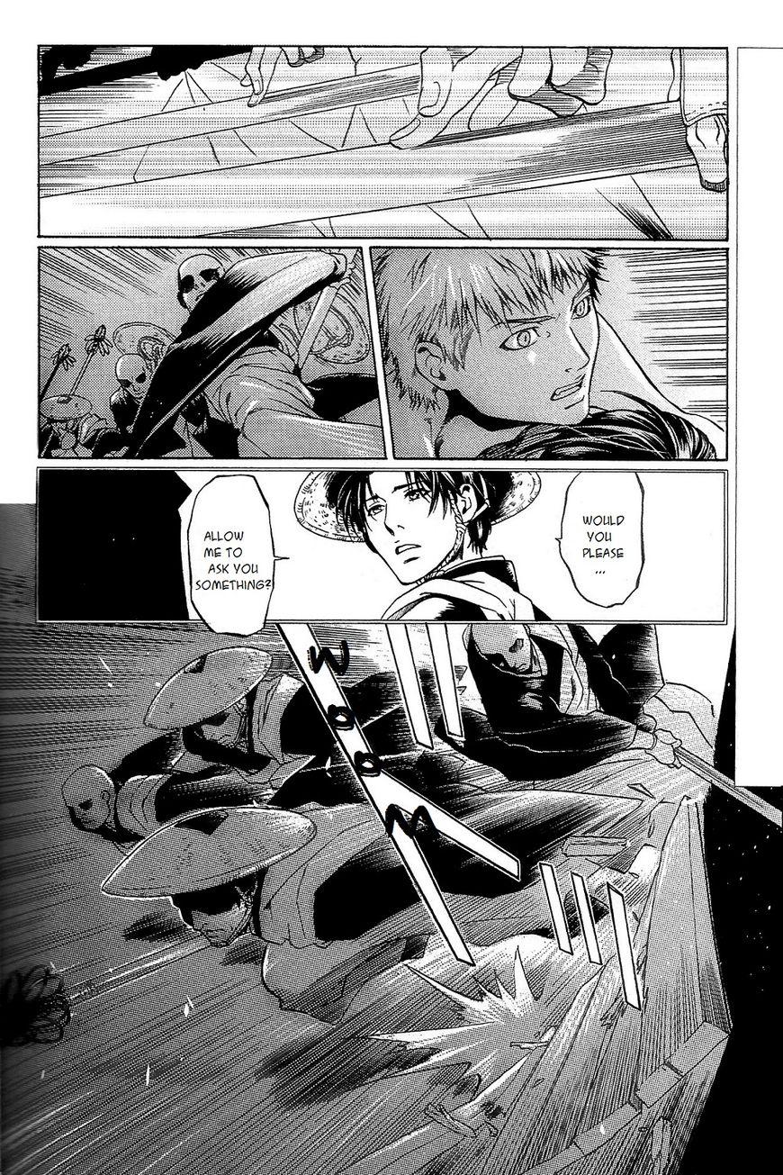 Hari no Hana 16 Page 2