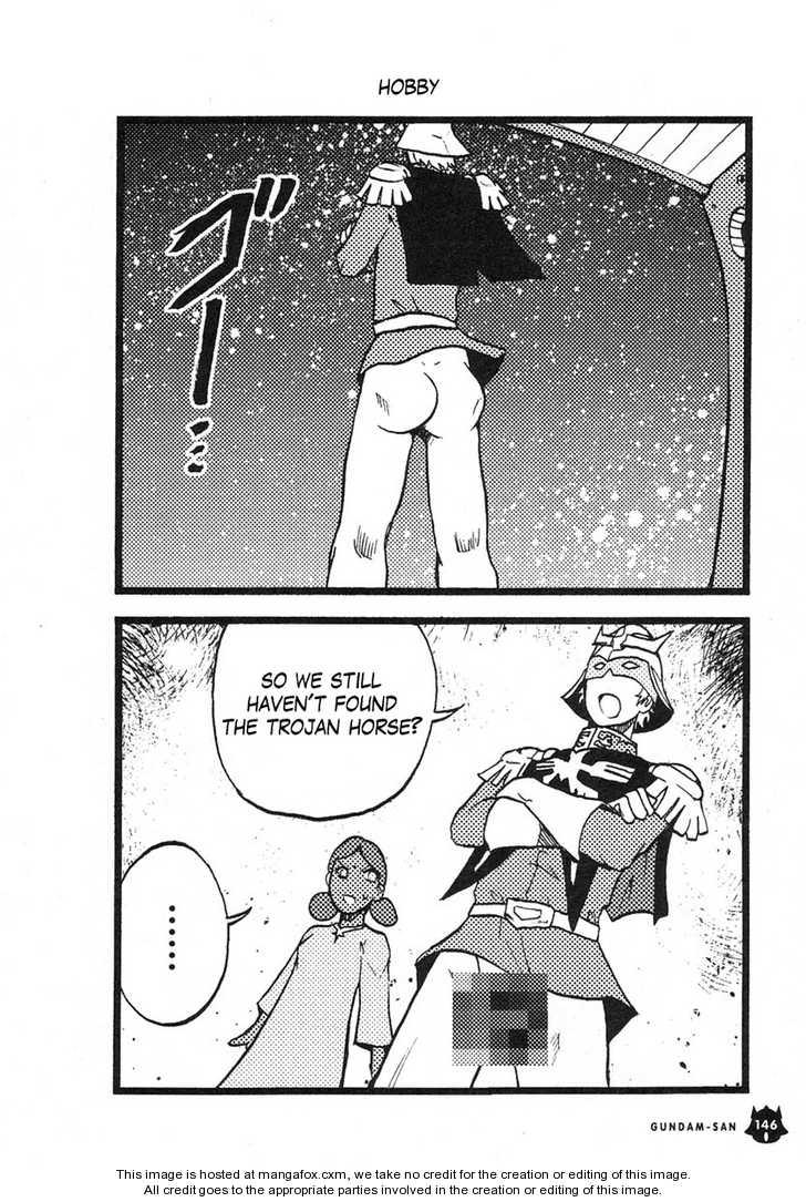Kidou Senshi Gundam-san 0.4 Page 1